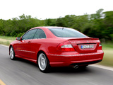 Mercedes-Benz CLK 320 CDI AMG Sports Package (C209) 2005–09 wallpapers