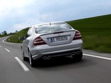 Mercedes-Benz CLK 55 AMG (C209) 2005–06 wallpapers