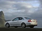 Mercedes-Benz CLK 63 AMG (C209) 2006–09 images