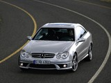 Mercedes-Benz CLK 63 AMG (C209) 2006–09 photos