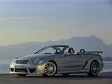 Mercedes-Benz CLK AMG DTM Cabrio (A209) 2006 pictures