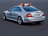 Mercedes-Benz CLK 63 AMG F1 Safety Car (C209) 2006–07 pictures