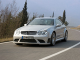 Mercedes-Benz CLK 63 AMG Black Series (C209) 2007–09 images