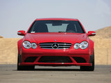 Mercedes-Benz CLK 63 AMG Black Series US-spec (C209) 2007–09 photos