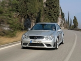 Mercedes-Benz CLK 63 AMG Black Series (C209) 2007–09 photos