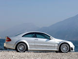 Mercedes-Benz CLK 63 AMG Black Series (C209) 2007–09 wallpapers