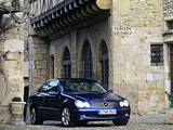 Mercedes-Benz CLK-Klasse photos