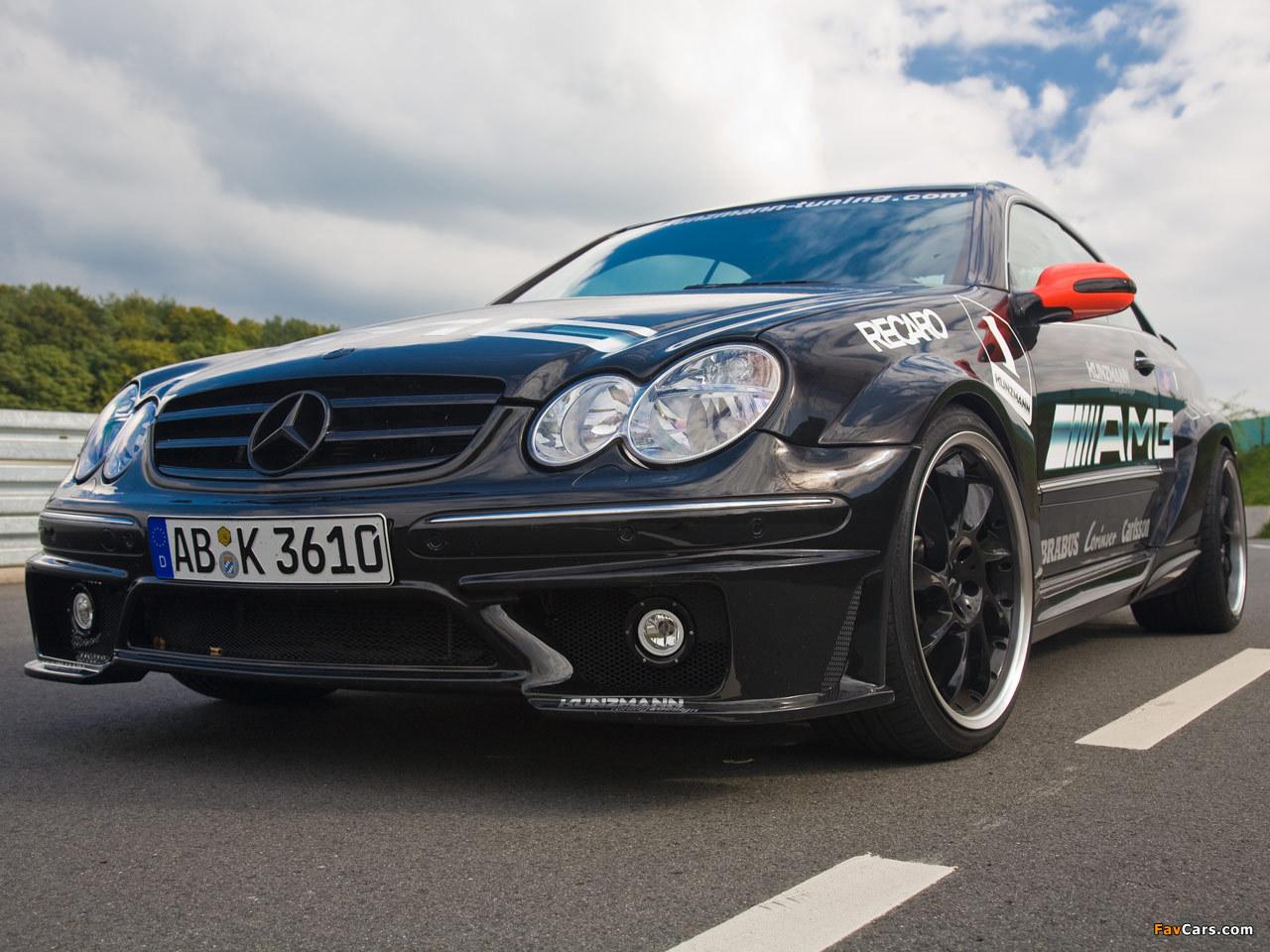 Kunzmann Mercedes-Benz CLK-Klasse (C209) images (1280 x 960)