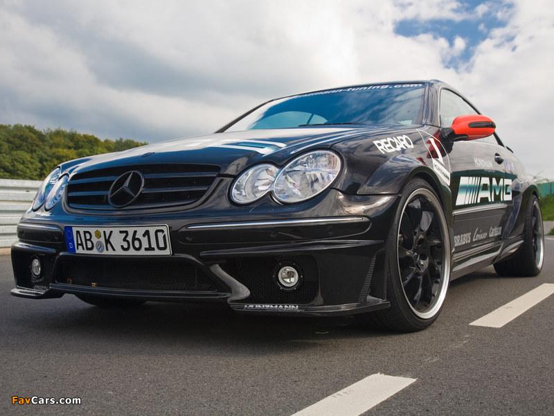 Kunzmann Mercedes-Benz CLK-Klasse (C209) images (800 x 600)