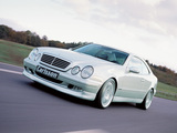Carlsson Mercedes-Benz CLK-Klasse (C208) images