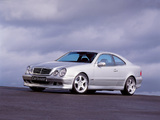Carlsson Mercedes-Benz CLK-Klasse (C208) photos