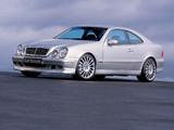 Carlsson Mercedes-Benz CLK-Klasse (C208) photos