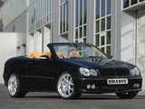 Brabus Mercedes-Benz CLK-Klasse (A209) wallpapers