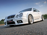 Prior-Design Mercedes-Benz CLK-Klasse (C208) wallpapers