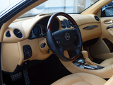 Photos of Brabus Mercedes-Benz CLK-Klasse (A209)