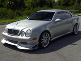 Photos of Renntech CLK60 (C208) 2000–02