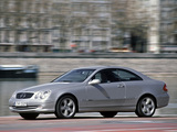 Photos of Mercedes-Benz CLK 500 (C209) 2002–05