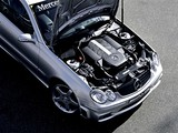 Photos of Mercedes-Benz CLK 55 AMG F1 Safety Car (C209) 2003