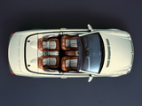 Photos of Mercedes-Benz CLK 500 Cabrio by Giorgio Armani (A209) 2004