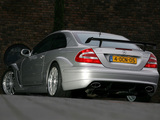 Photos of Mercedes-Benz CLK 55 AMG DTM Street Version (C209) 2004