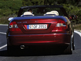 Photos of Mercedes-Benz CLK 320 CDI Cabrio (A209) 2005–10