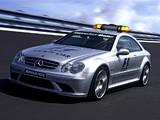 Photos of Mercedes-Benz CLK 63 AMG F1 Safety Car (C209) 2006–07