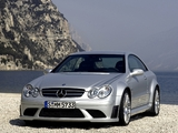 Photos of Mercedes-Benz CLK 63 AMG Black Series (C209) 2007–09