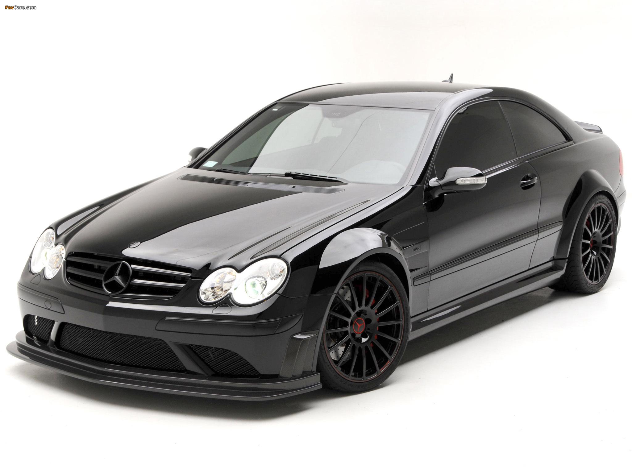 Photos of Vorsteiner Mercedes-Benz CLK 63 AMG (C209) 2008 (2048 x 1536)