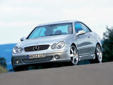 Pictures of Lorinser Mercedes-Benz CLK-Klasse (C209)