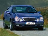 Pictures of Mercedes-Benz CLK 230 Kompressor (C208) 1997–2002