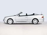 Pictures of Lorinser Mercedes-Benz CLK-Klasse Cabrio (A208) 1998–2002