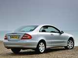 Pictures of Mercedes-Benz CLK 240 UK-spec (C209) 2002–05