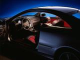 Pictures of Mercedes-Benz CLK 500 (C209) 2002–05