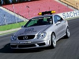 Pictures of Mercedes-Benz CLK 55 AMG F1 Safety Car (C209) 2003