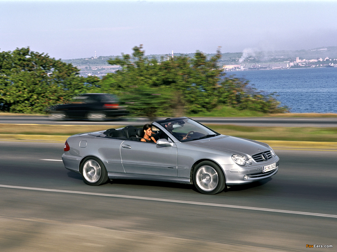 Pictures of Mercedes-Benz CLK 240 Cabrio (A209) 2003–05 (1280 x 960)