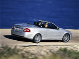 Pictures of Mercedes-Benz CLK 55 AMG Cabrio (A209) 2003–05