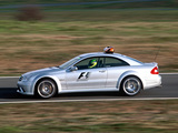 Pictures of Mercedes-Benz CLK 63 AMG F1 Safety Car (C209) 2006–07