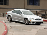 Pictures of Mercedes-Benz CLK 63 AMG Black Series US-spec (C209) 2007–09