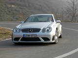 Pictures of Mercedes-Benz CLK 63 AMG Black Series (C209) 2007–09