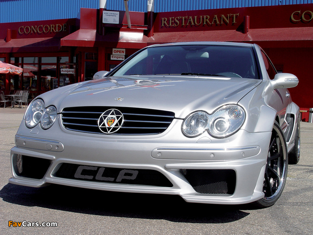 Pictures of CLP Tuning 5000 DTM (C209) 2009 (640 x 480)
