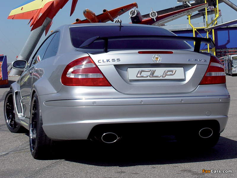 Pictures of CLP Tuning 5000 DTM (C209) 2009 (800 x 600)