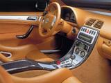 Pictures of Carlsson Mercedes-Benz CLK-Klasse (C208)