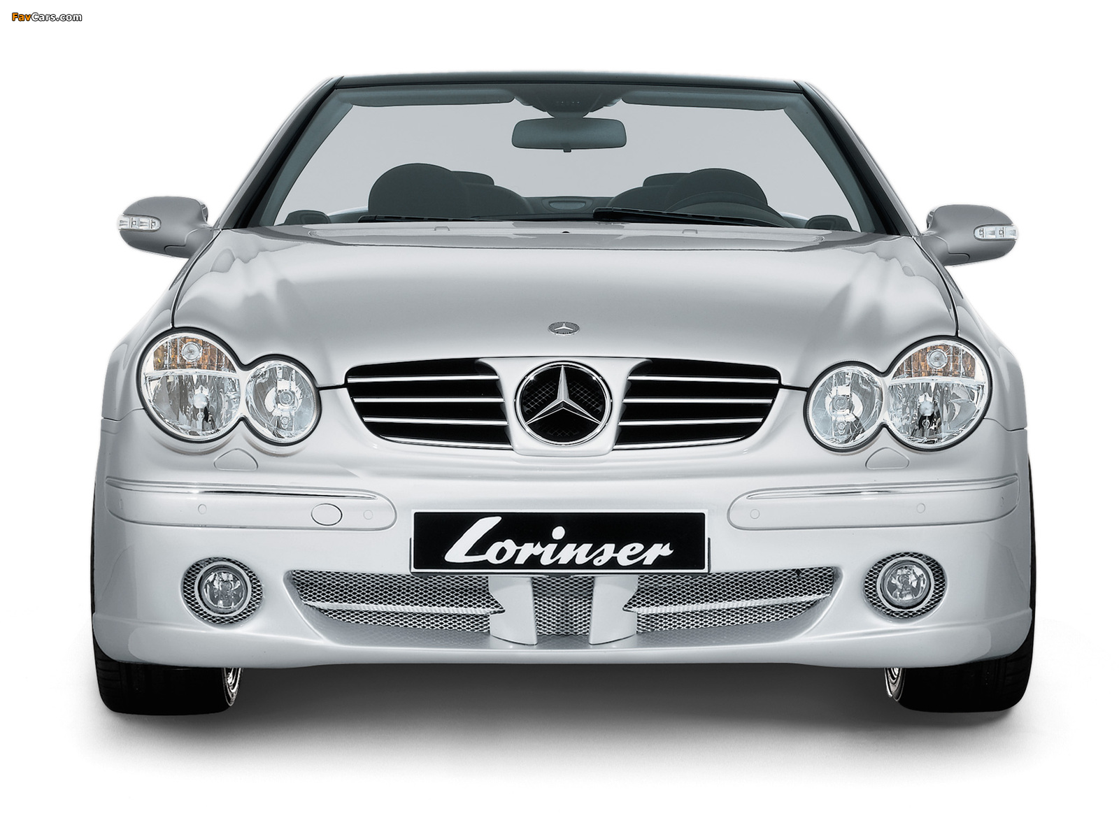 Pictures of Lorinser Mercedes-Benz CLK-Klasse (A209) (1600 x 1200)