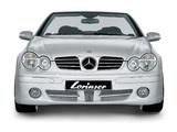 Pictures of Lorinser Mercedes-Benz CLK-Klasse (A209)