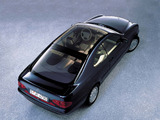 Mercedes-Benz Coupe Studie 1993 wallpapers