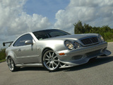 Renntech CLK60 (C208) 2000–02 wallpapers