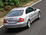 Mercedes-Benz CLK 500 (C209) 2002–05 wallpapers
