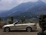 Mercedes-Benz CLK 500 Cabrio by Giorgio Armani (A209) 2004 wallpapers