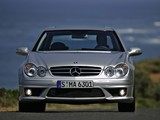 Mercedes-Benz CLK 63 AMG (C209) 2006–09 wallpapers