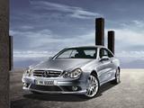 Mercedes-Benz CLK-Klasse Sport Edition (C209) 2007 wallpapers